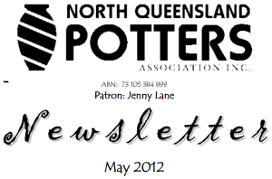 Image of May 2012 Newsletter